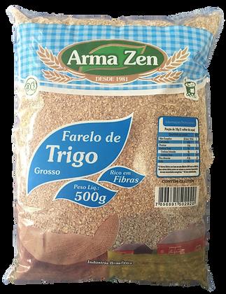 Farelo de Trigo Grosso 500g