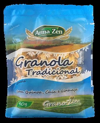Granola Tradicional 40g (3 unidades)