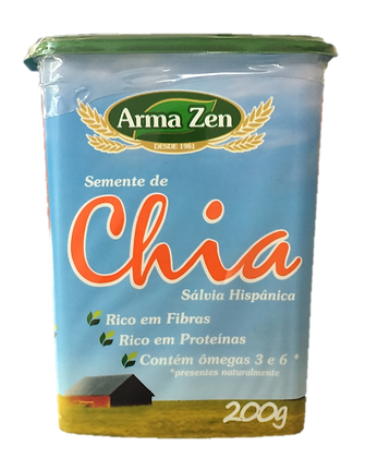 Semente de Chia 200g