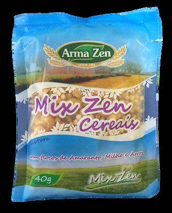 Mix Zen Cereais 40g (3 unidades)