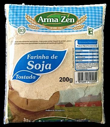 Farinha de Soja Tostada 200g