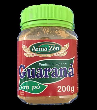 Guaraná em Pó 200g