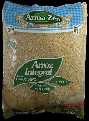 Arroz Agulhinha Integral 1kg