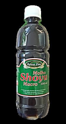 Shoyu Macrobiótico 500ml