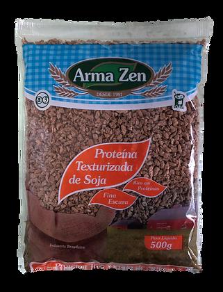 Proteína de Soja Fina Escura 500g