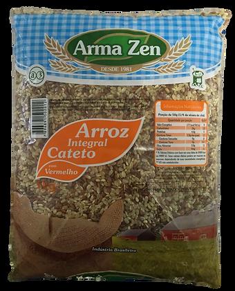 Arroz Cateto c/ Vermelho Integral 1kg