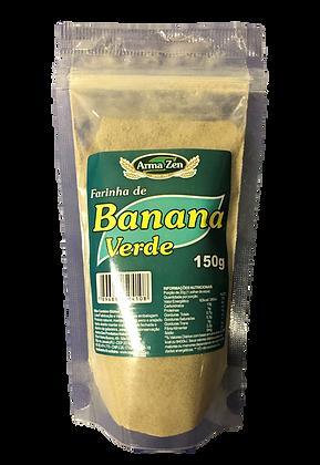 Farinha de Banana Verde 150g