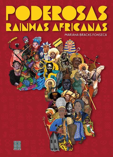 Curso online COMPLETO Poderosas Rainhas Africanas (MÓDULOS 1 e 2)