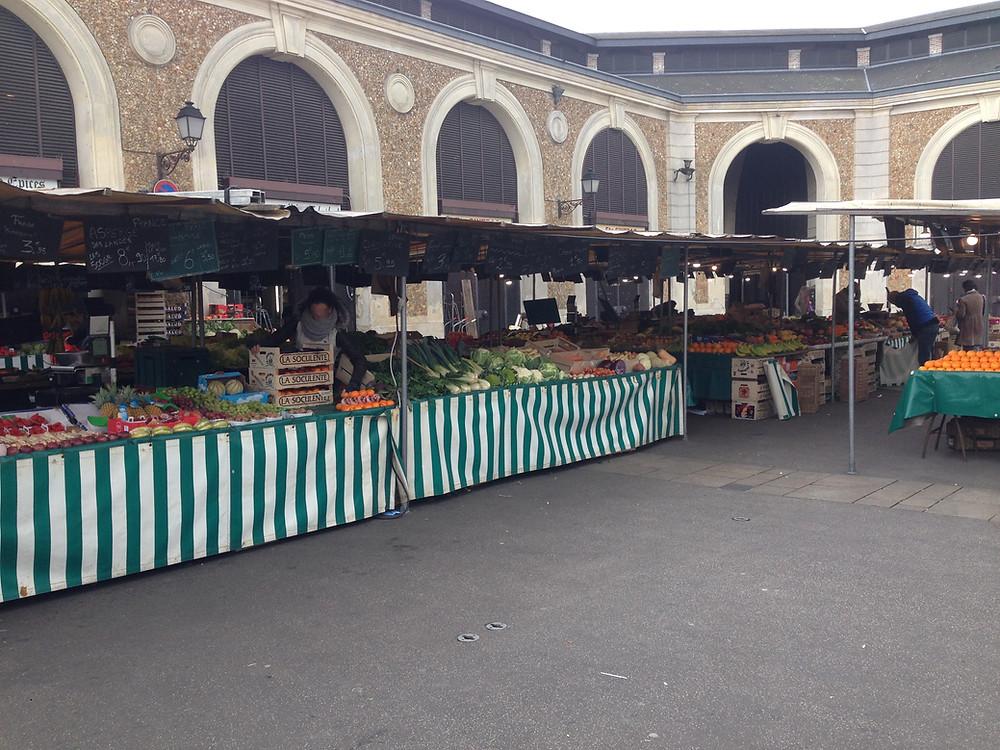 Vegs Stall