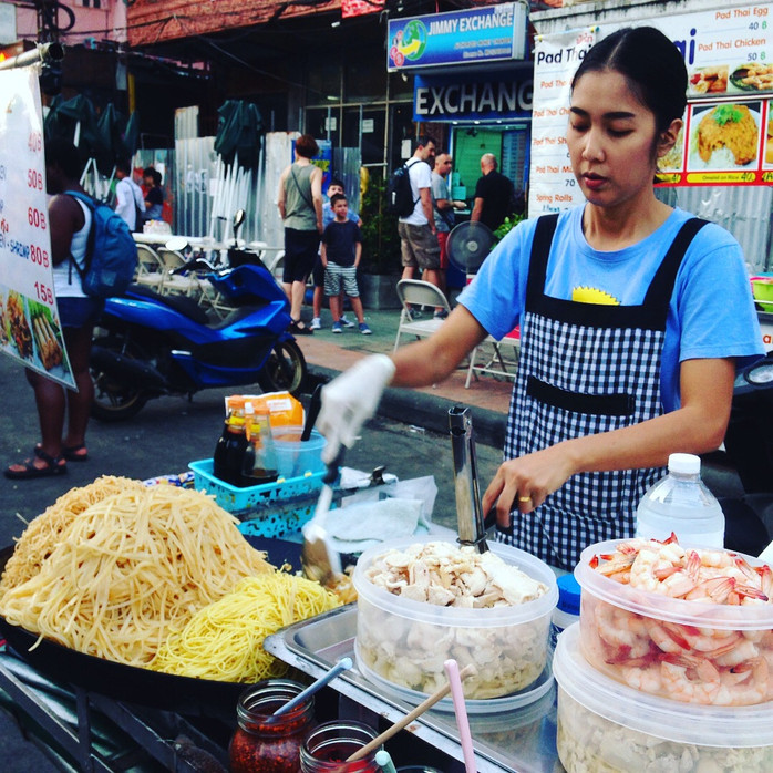 Street Food and Food in Thailand