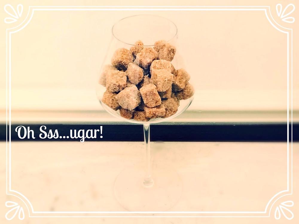 Glass of Sugar