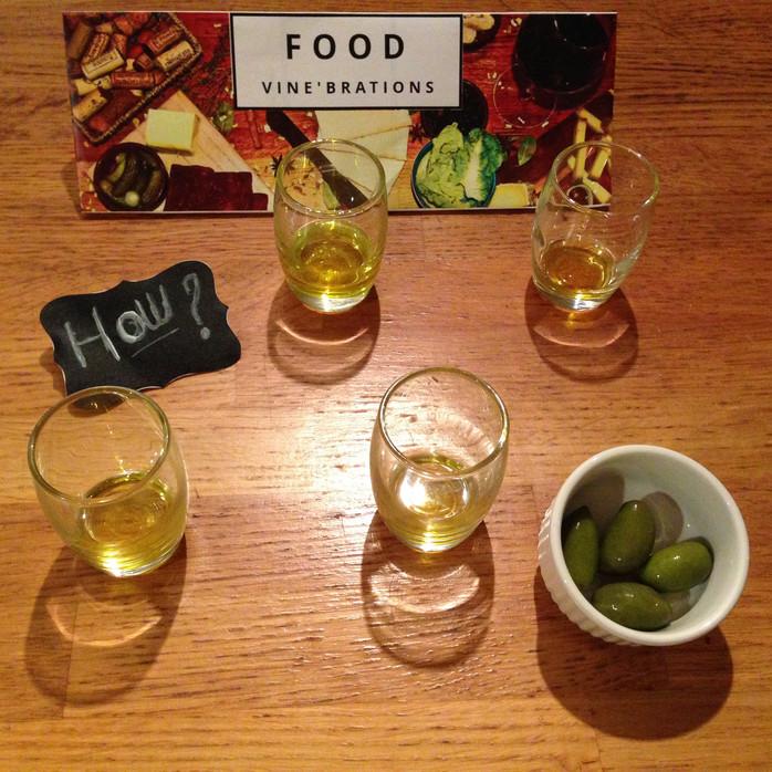 How to Taste Olive Oil?
