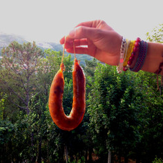 Alheira, the must-eat sausage in Portugal!