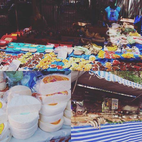 Day 4: Laranjeiras Food Market