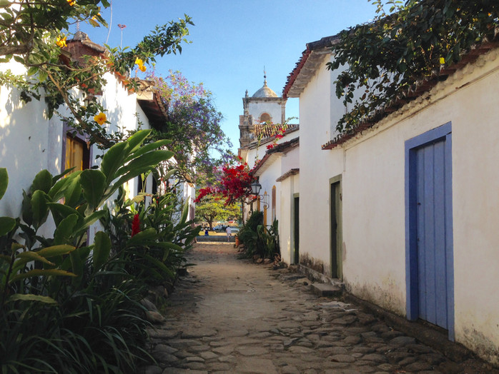 Paraty: Amazing Colonial Town