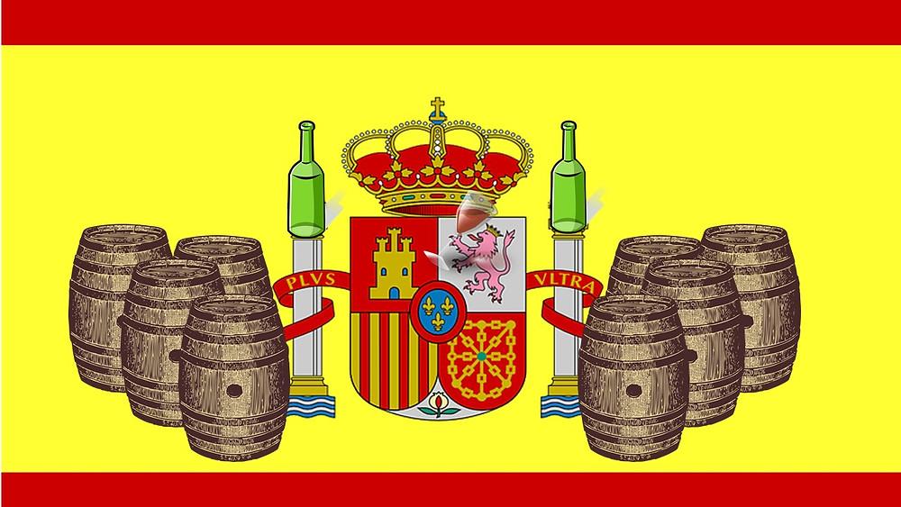 Wine Flag
