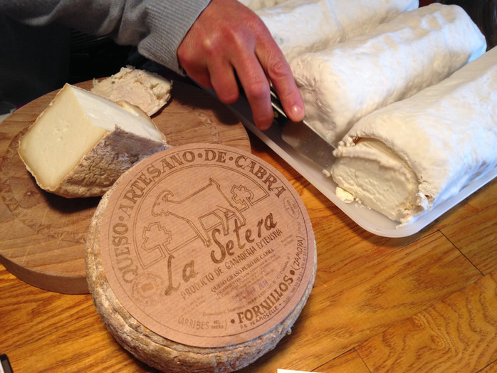 La Setera - Artisan Cheesemaker in the Arribes Del Duero