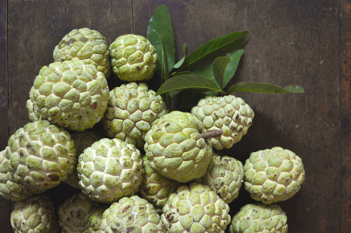 Fruit of the day #1 Pinha or Sweetsop