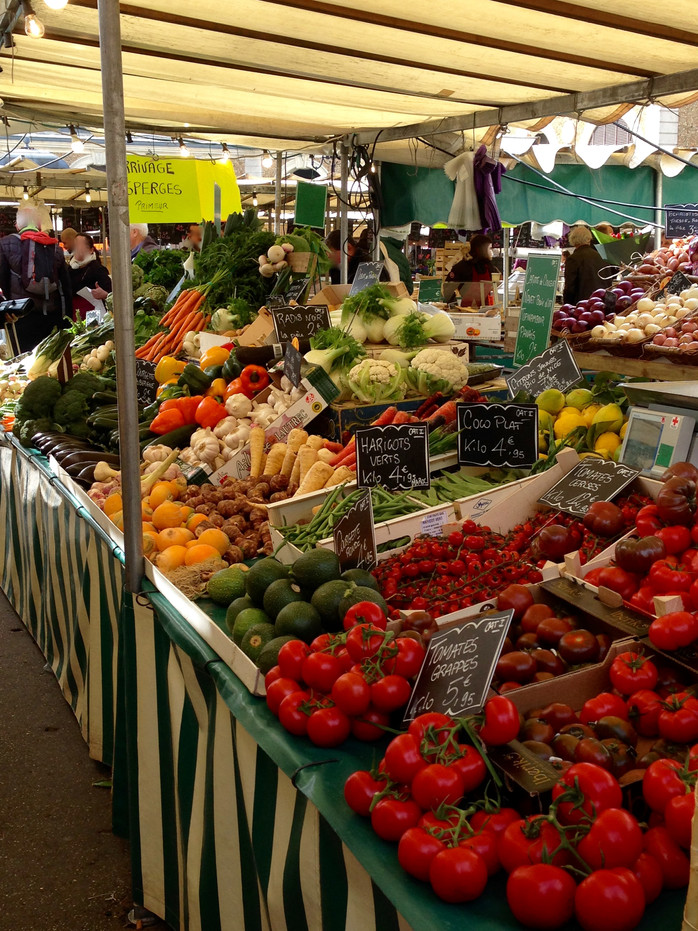 Versailles Market or a Foodie's Paradise on Earth