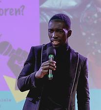 Lofogo Sarour Spreker Motivational speaker