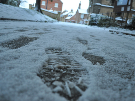 Snow causes more disruption this morning