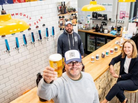 Round Corner Brewery - The business that now 'can'!