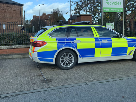 Incident Closes Asda Grantham Car Park
