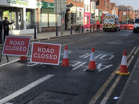 Sherrard Street Closure: Latest