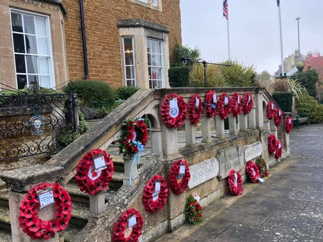 Melton Remembers in private scaled back service