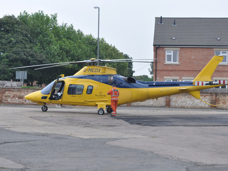 Air Ambulance Forced To Make Emergency Landing