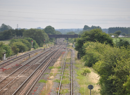 Train delays after lines blocked in Melton area