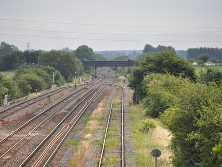 Person Has 'Lucky Escape' After Train Hit