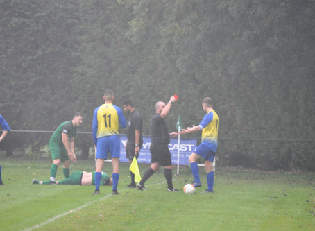 SPORT: Cottesmore Amateurs drown Ellistown FC