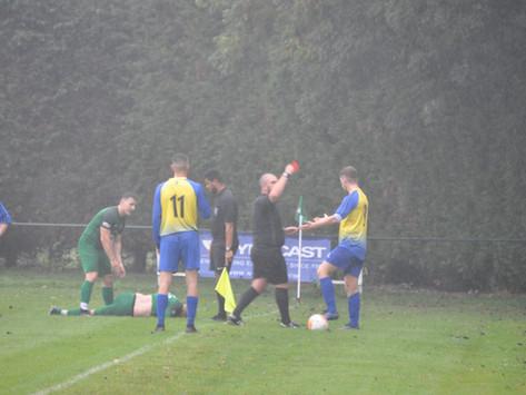 SPORT: Cottesmore Amateurs drown Ellistown FC