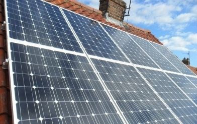 Fully funded solar panels available in a new council scheme