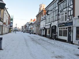 Prolonged Snow Forecast For Melton Area