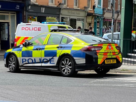Traffic Incident closes Leicester Street