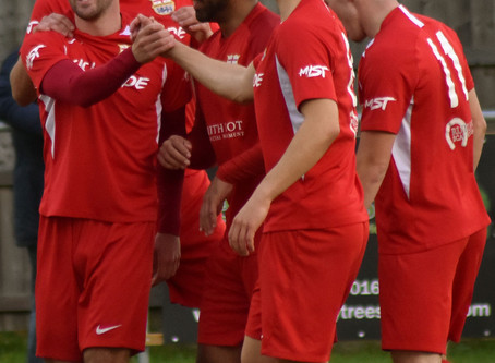 SPORT: Melton Town thrash yet another team in 8 goal thriller
