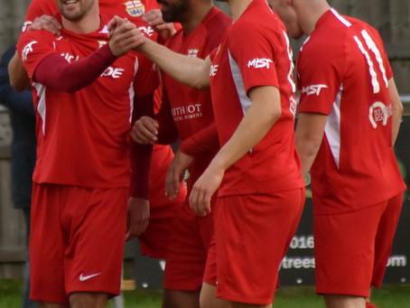 SPORT: Melton Town thrash yet another team in 8 goal thriller