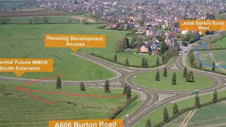 Positive step for Southern Distribution Road