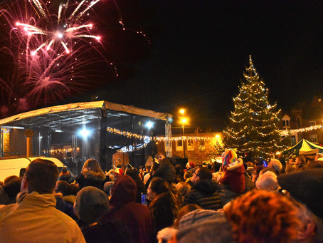 Christmas Light Switch On & Victorian Fayre Cancelled - But Christmas Market Will Take Place