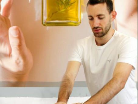 Practitioner Spotlight: Avi Shapiro Certified Massage Therapist