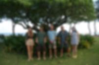 Reef Guides Hawaii Team