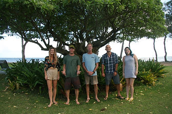 Reef Guides Hawaii Team
