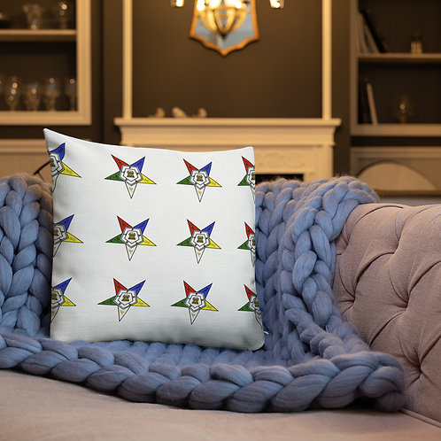 Order of the Eastern Star Premium Pillow