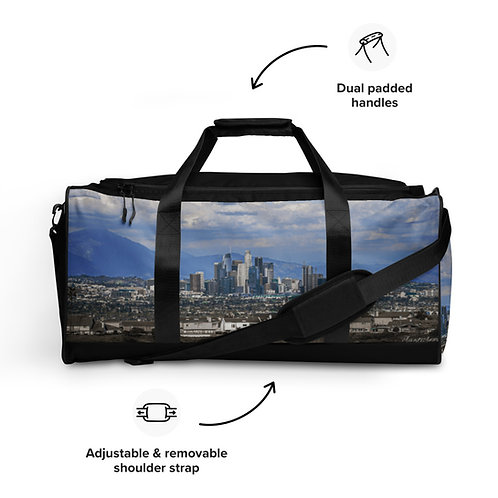 LA Skyline Duffle bag