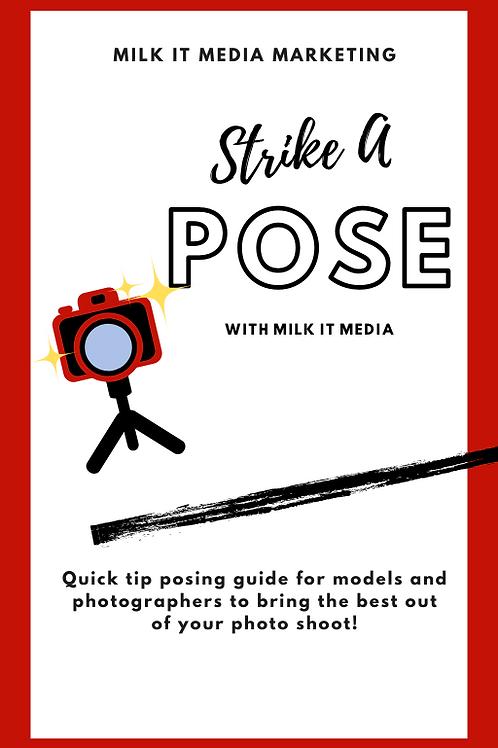 Strike A Pose! Posing Guide