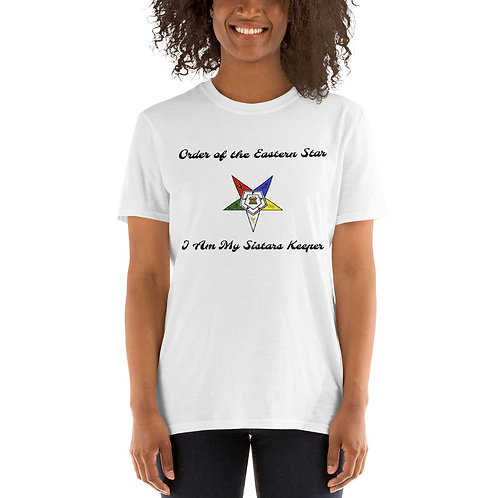 Short-Sleeve Order of The Eastern Star T-Shirt