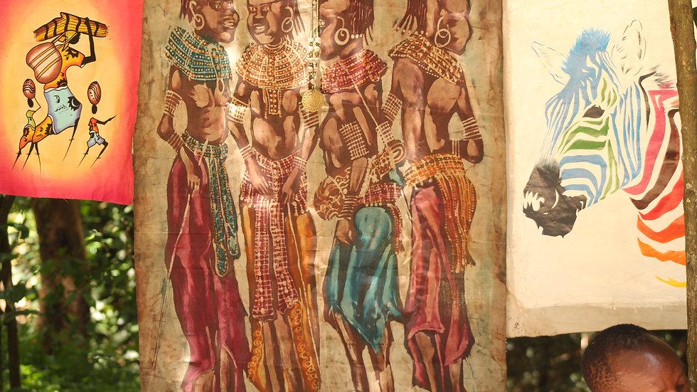 Batika Wall Hangings