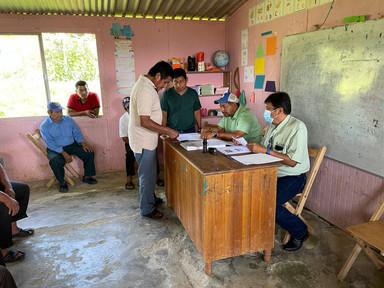"""""""Programa de Regularización y Registro de actas Jurídicas Agrarias (RRAJA)"""""""